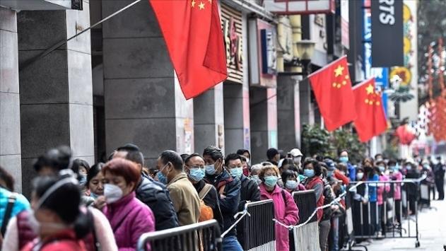 Çinde 12, Güney Korede 42 yeni COVİD-19 vakası görüldü