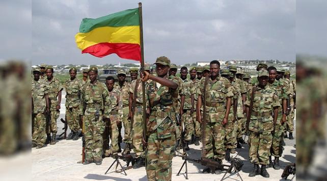 Etiyopya, Somalideki bazı birliklerini geri çekti