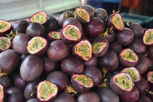Tropikal meyve passifloranın üretim alanı genişliyor