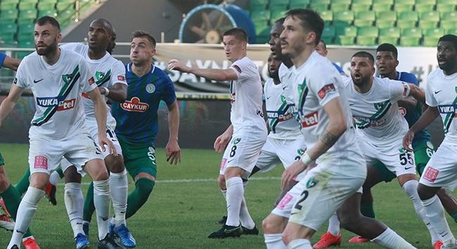 Yukatel Denizlispor deplasmanda 7 maçtır kazanamıyor
