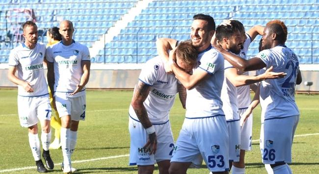 Büyükşehir Belediye Erzurumspor Süper Lig hedefine odaklandı