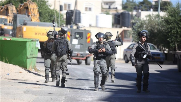 """İsrail, Batı Şeriadaki bazı bölgeleri """"ilhak"""" planında zamanla yarışıyor"""