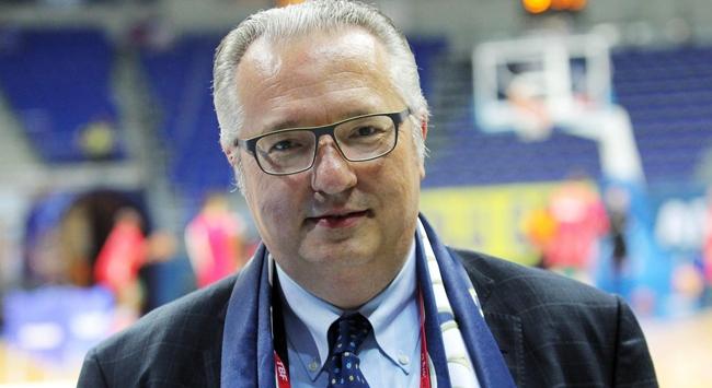 Fenerbahçe Beko genel menajer Maurizio Gherardininin sözleşmesi uzatıldı