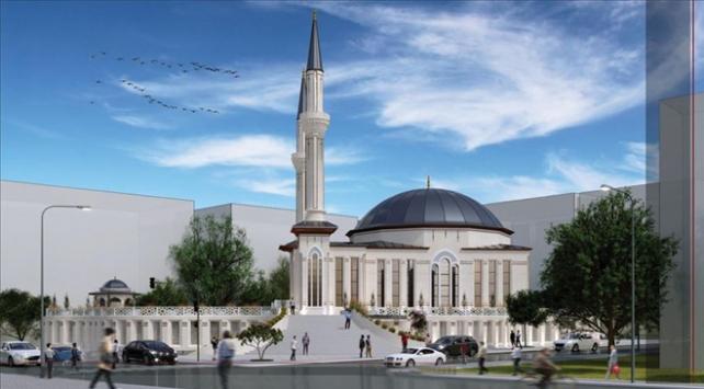 Ankara Kızılaya 1500 kişi kapasiteli cami yapılacak