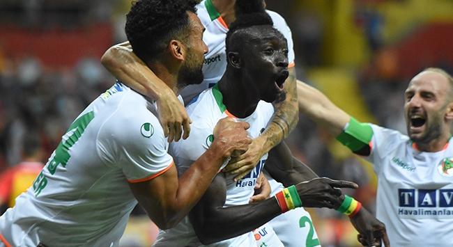 Cisse takımının son 3 maçında 6 gol kaydetti