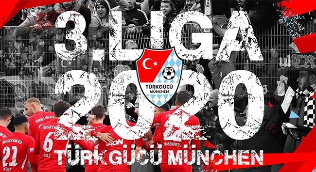 Münih Türkgücünün 3. Lige yükselmesi onaylandı