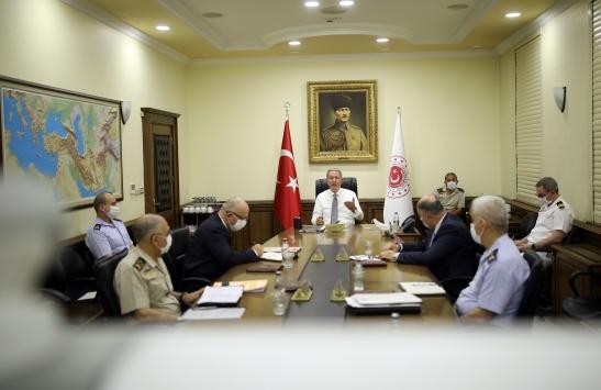 Milli Savunma Bakanı Akar, Pençe-Kaplan Operasyonunun bilançosunu açıkladı