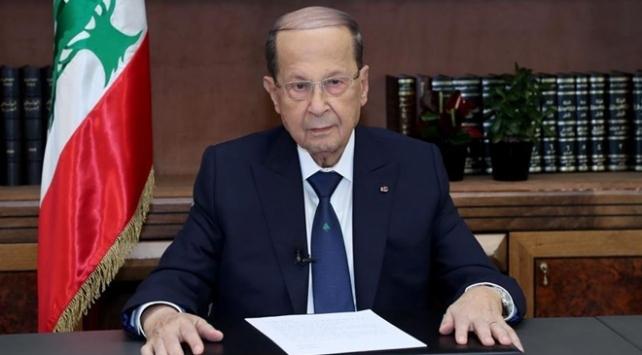 Lübnan Cumhurbaşkanı: Karasularımıza yönelik ihlallere izin vermeyeceğiz