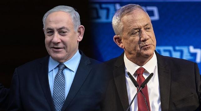 Netanyahu ile Gantz arasında ilhak planına ilişkin gerginlik tırmanıyor