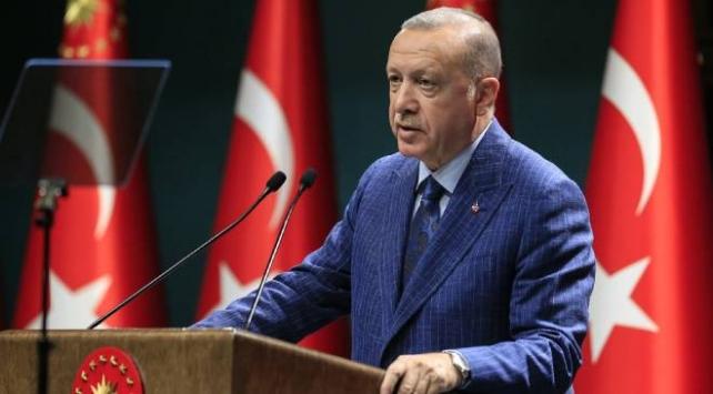 Cumhurbaşkanı Erdoğan: Daha demokratik, temsil düzeyi yüksek bir baro yapısı oluşturmakta kararlıyız
