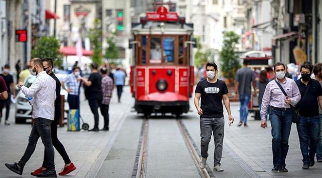 Türkiyede vaka sayısı 198 bin 613e yükseldi