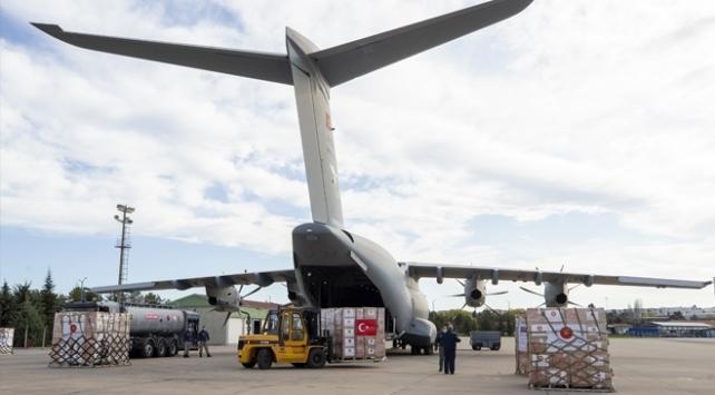 Türkiyeden Iraka yardım eli