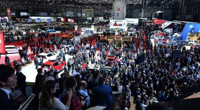 Salgın 2021 Cenevre Otomobil Fuarını da iptal ettirdi