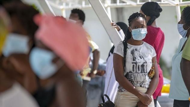 Güney Afrika Cumhuriyetindeki vaka sayısı 144 bini geçti