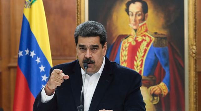 Madurodan AB Temsilcisine Venezueladan ayrılması için süre