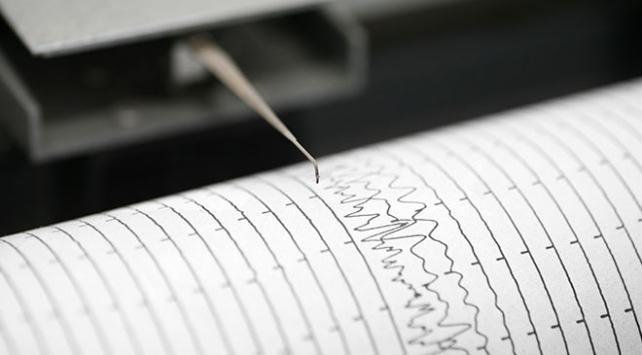 Ege Denizinde art arda iki deprem