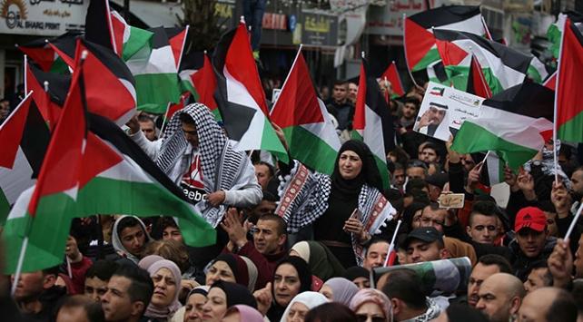 Hamastan İsrailin ilhak planını boşa çıkaracağız açıklaması