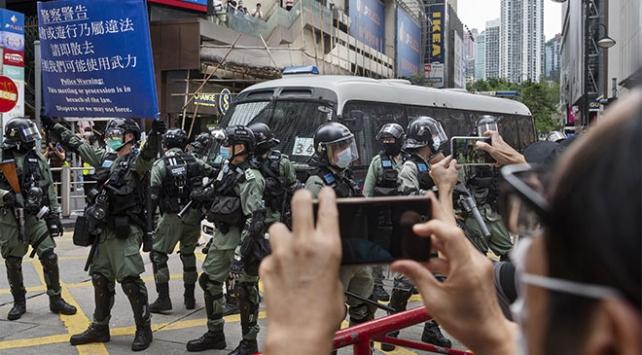 Çin, Hong Konga uygulanacak yasayı onayladı