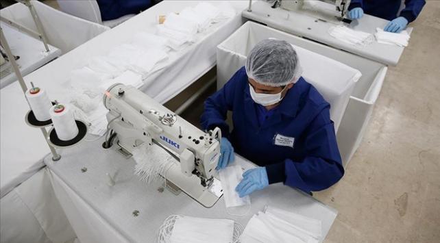 Maske üretiminde kullanılan kumaşlarda ilave gümrük vergisi sıfırlandı