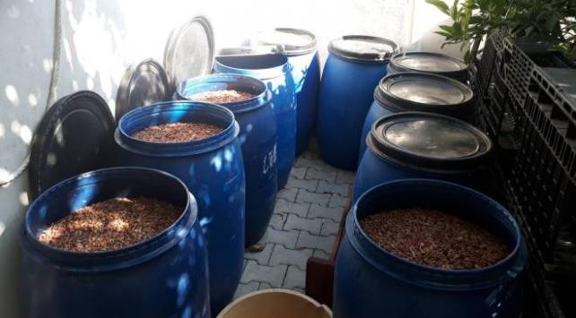 Adanada bin 575 litre kaçak içki ele geçirildi