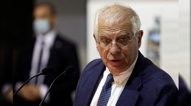 AB Yüksek Temsilcisi Borrell: Suriyede işlenen kitlesel suçlar cezasız kalmamalı