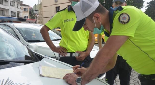 Kırklarelinde maske takmayan 97 kişiye 87 bin 300 lira ceza uygulandı