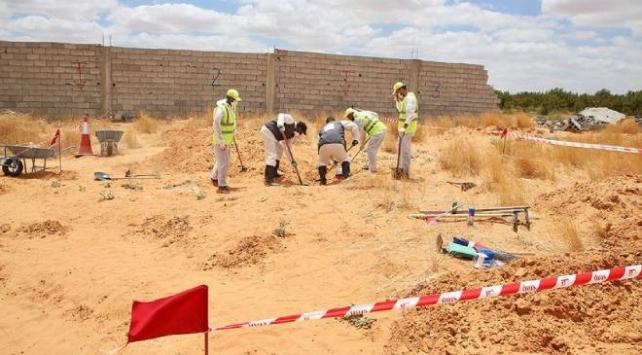 BM: Libyada keşfedilen toplu mezarlardan dehşete düştük