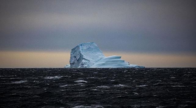 Güney Kutbunda endişelendiren sıcaklık artışı