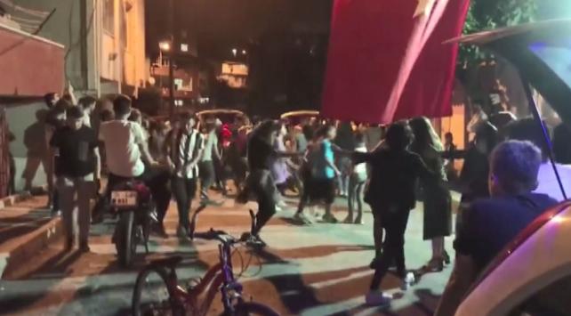 İstanbulda asker eğlencesi düzenleyenlere adli işlem başlatıldı