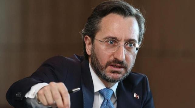 İletişim Başkanı Altun: IFRC, Kerem Kınıkı hedef göstererek suç işledi