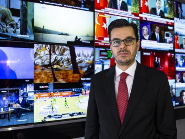TRT Genel Müdürü Eren, Geleceğin İletişimcileri ile buluşuyor