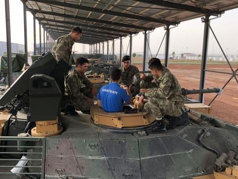 Türk Silahlı Kuvvetlerinin vuruş gücü ASELSANa emanet