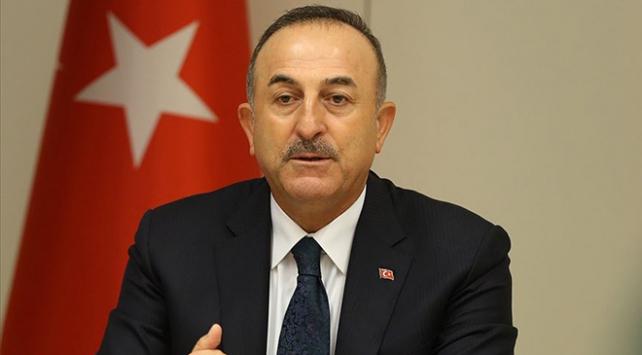 Bakan Çavuşoğlu: Kalıcı siyasi çözüm Suriyelilerin çektiği acıya son vermenin tek yolu