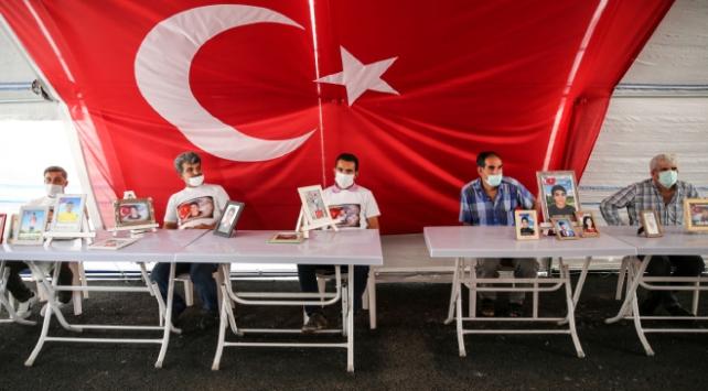 Diyarbakırda evlat nöbeti 302nci gününde