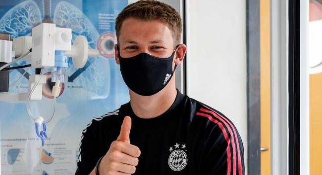 Alexander Nübelden Bayern Münihe 5 yıllık imza