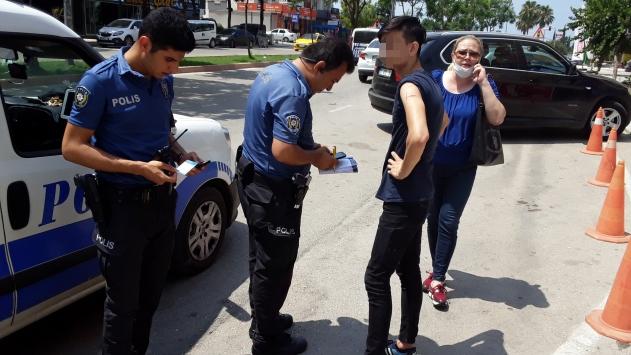 Adanada arkadaşlarının neşterle yaraladığı genç tedavi altına alındı