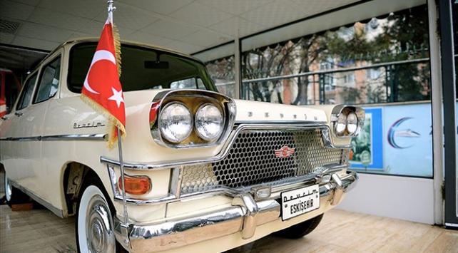 Devrim Otomobili Müzesi yarın yeniden açılıyor