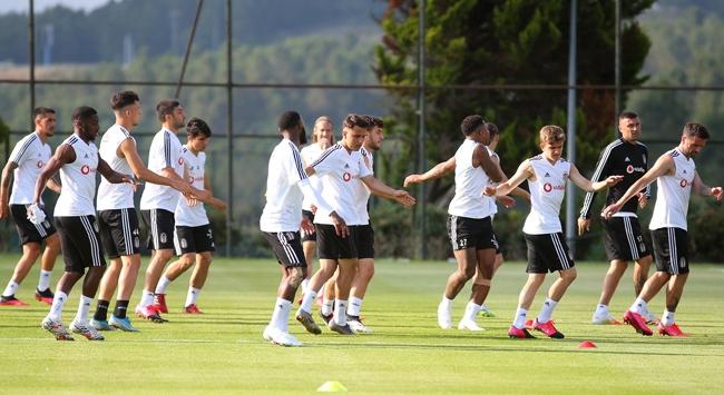 Beşiktaşta hedef sıralamada ilk 3te kalma