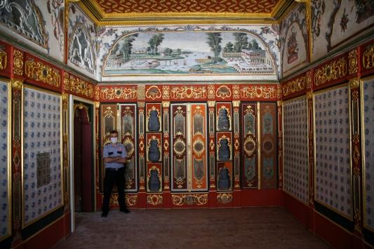 Milli Saraylardan Topkapı Sarayındaki restorasyona ilişkin açıklama