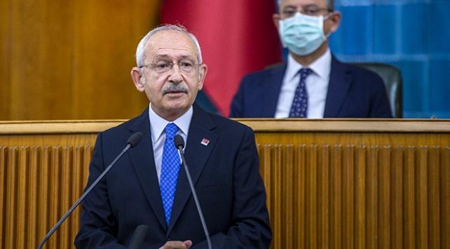 CHP Genel Başkanı Kemal Kılıçdaroğlu baro teklifini eleştirdi