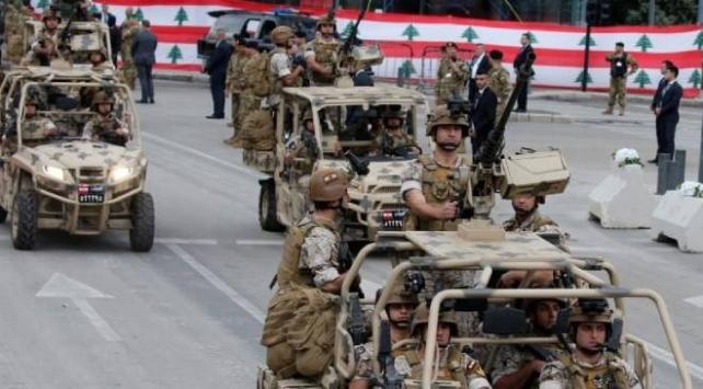 Lübnanda ekonomik kriz askerlerin yemeklerini de vurdu