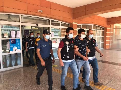 Çankırı merkezli suç örgütü operasyonunda yakalanan 9 şüpheli tutuklandı
