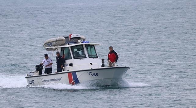 Van Gölünde kayıp teknedeki 5 kişinin cesedine ulaşıldı