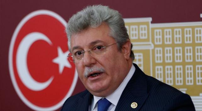 AK Partili Akbaşoğlunun Covid-19 testi pozitif çıktı