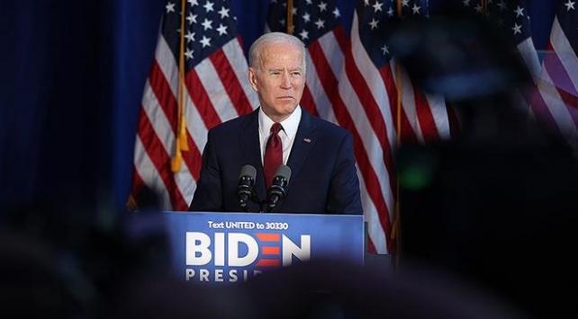 ABDde Demokrat başkan adayı Biden seçim mitingleri yapmayacak