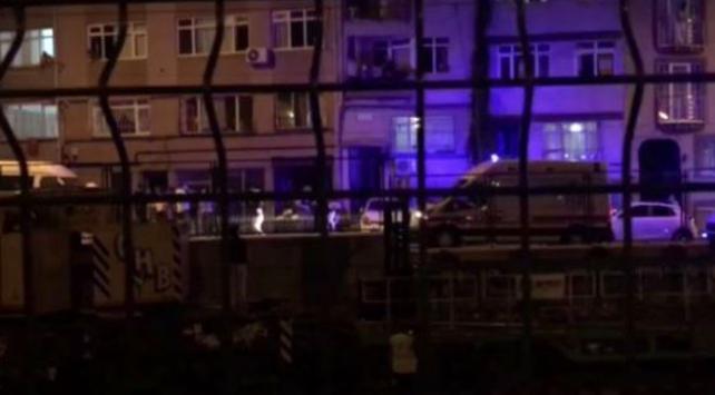 Marmaray hattına giren kişi elektrik akımına kapıldı