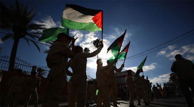 Hamas: 1 Temmuz Filistin Ulusal Günü olacak