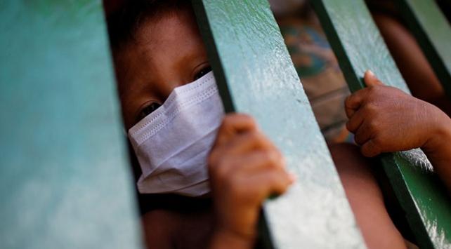 Brezilyada son 24 saatte 1280 ölüm