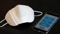 Japon teknoloji şirketinden konuşma çevirisi yapan akıllı maske