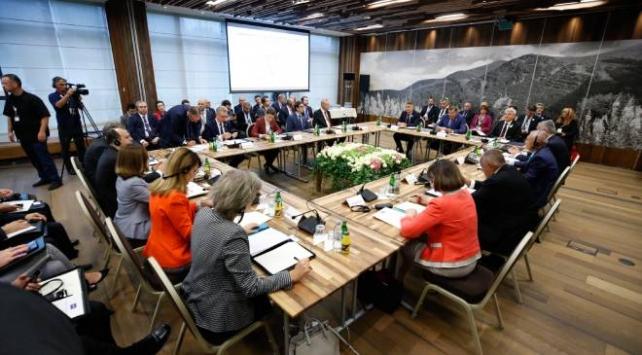 Türkiye, Güneydoğu Avrupa İş Birliği Süreci Dönem Başkanlığını devraldı